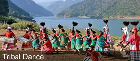 Tribal Dance at Papikondalu