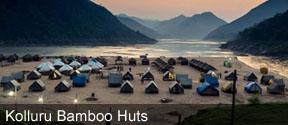 Kolluru Bamboo Huts Online Booking