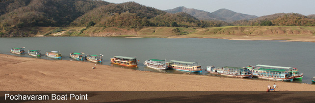 Pochavaram Boat Point Bhadrachalam