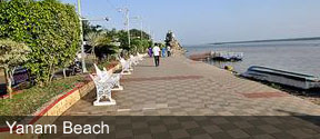 Yanam Beach Tour Package From Hyderabad